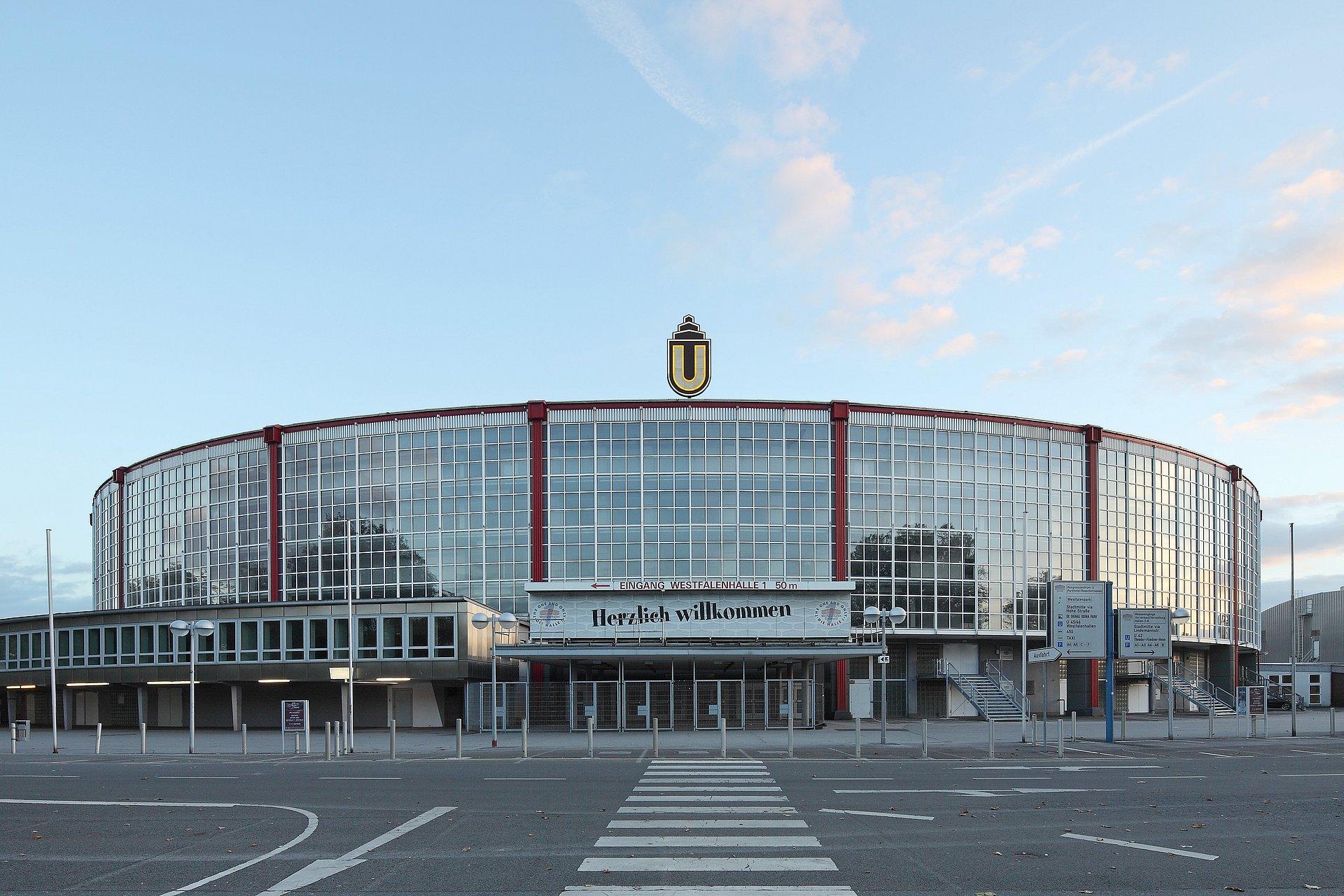 Westfalenhalle Dortmund Parken