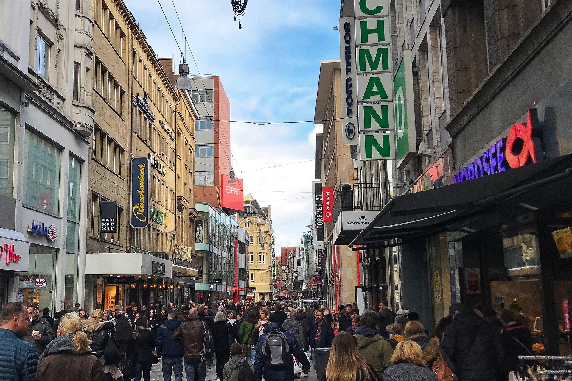 Dortmund Shopping