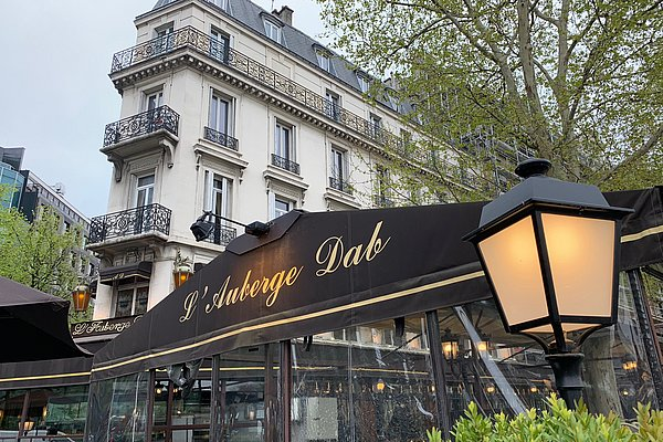 Brasserie L'Auberge dab in Paris